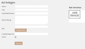 Wordpress Plugin WP Magic Widget Ads